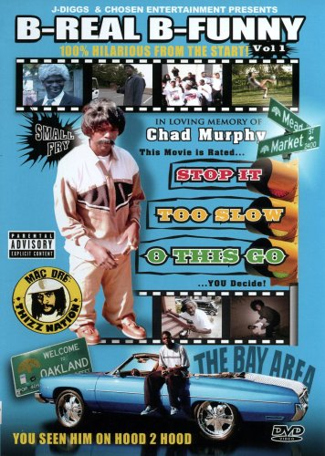 J-Diggs And Thizz Nation Presents - B-Real B-Funny Vol. 1