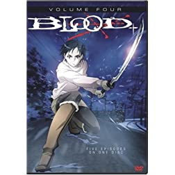 Blood+: Volume Four
