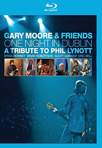 One Night in Dublin-a Tribute to Phil Lynott [Blu-ray]