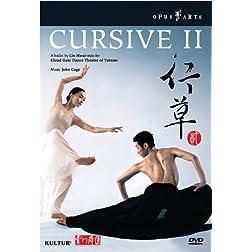 Cursive II: A Ballet By Lin-Hwai Min