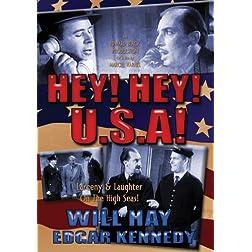 Hey! Hey! U.S. A!
