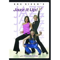 Bob Rizzo: Jazz It Up-Jazz Dance with Rhonda Miller