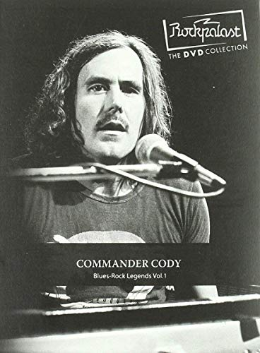 Rockpalast: Commander Cody