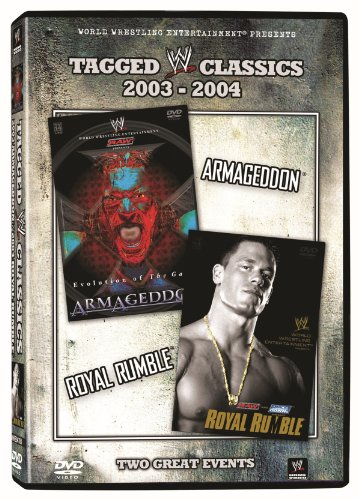 Armageddon 03/Royal Rumble 04: Tagged Classics