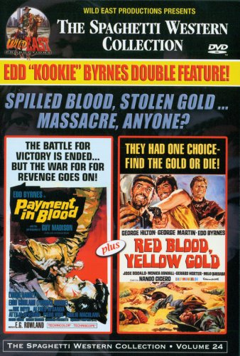 Payment in Blood & Red Blood & Yellow Gold
