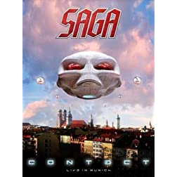 Saga - Contact: Live In Munich (2DVD / 2CD)