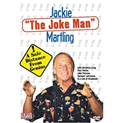 "A Safe Distance from Genius - Jackie ""The Joke Man"" Martling"