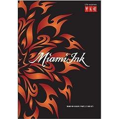 Miami Ink Season 3 Part 2 (7 DVD Set)
