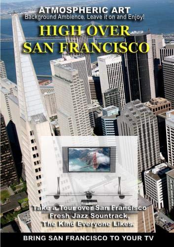 High Over San Francisco - Aerial Photography