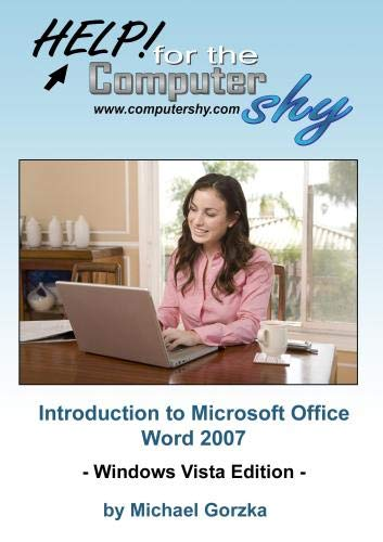 Introduction to Microsoft Office Word 2007