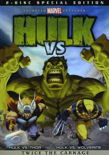 Hulk Vs. (Two-Disc Special Edition) (Widescreen)