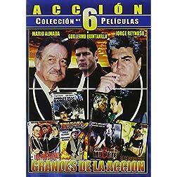 Grandes De La Accion-Coleccion De 6 Peliculas