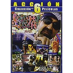 Pandillas En Accion-Coleccion De 6 Peliculas