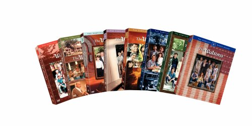 The Waltons: Complete Seasons 1-8 (38pc) (Std)