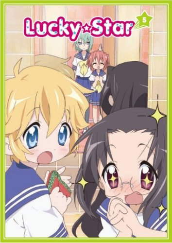 Lucky Star, Vol. 5 Limited Edition