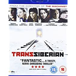 Transsiberian [Blu-ray]