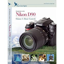 Introduction to the Nikon D90 Vol. 1 : Basic Controls