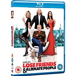 How to Lose Friends & Alienate People [Blu-ray]