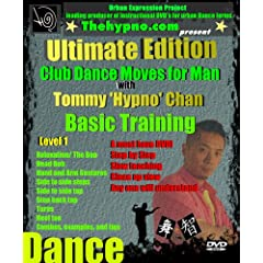 Club Dance Move For Man DVD - Basic Move for Anyone