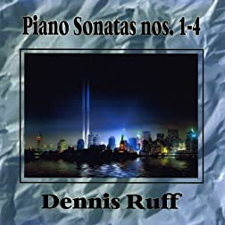 Piano Sonatas 1-4