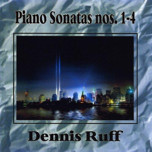 Piano Sonatas 1-4