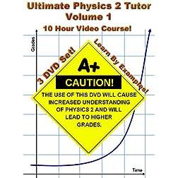 Ultimate Physics 2 Tutor -- Volume 1 (Thermodynamics) -- 3 DVD Set! -- 10 Hour Course!