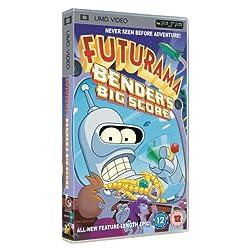 Futurama: Bender's Big Score [UMD for PSP]