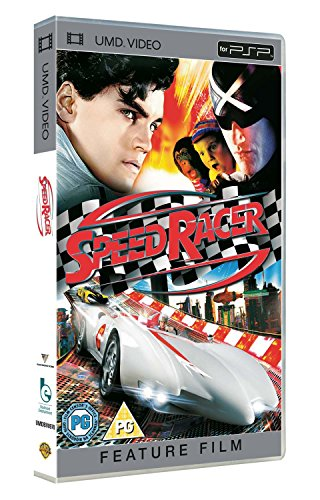 Speed Racer [UMD for PSP]
