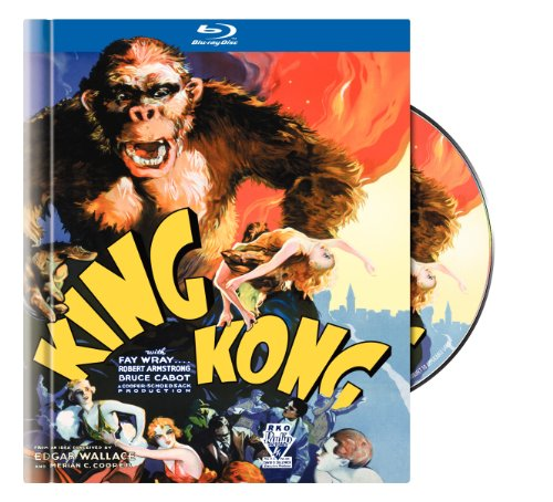 King Kong [Blu-ray Book]