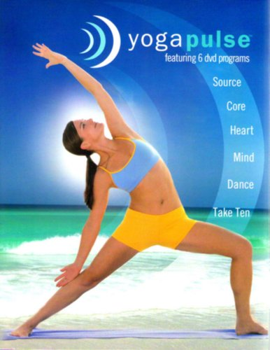 Yoga Pulse System: Reshape Your Body & Transform Your Life 6 DVD Set