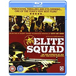 Elite Squad [Blu-ray]