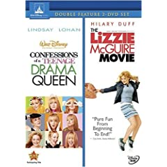 Confession of a Teenage Drama Queen/The Lizzie McGuire Movie