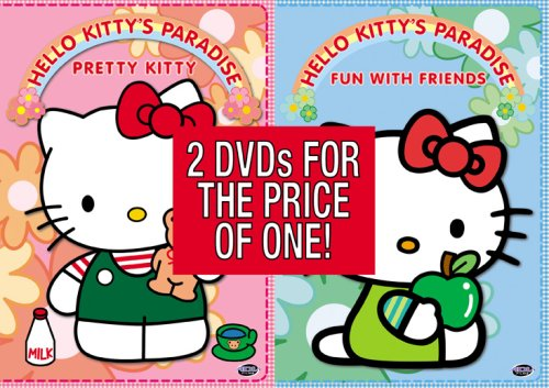 Hello Kitty's Paradise: Pretty Kitty/Fun with Friends