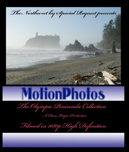 MotionPhotos: The Olympic Peninsula Collection [Blu-ray]