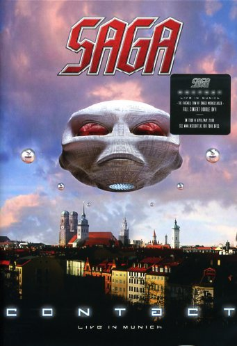 Saga - Contact: Live In Munich (2DVD)