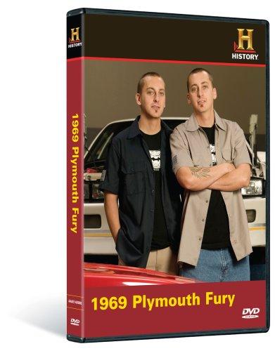 Automobiles: 1969 Plymouth Fury