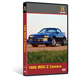 Automobiles: 1988 IROC-Z Camaro