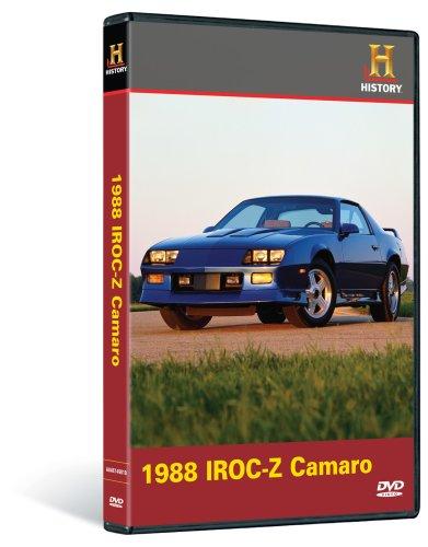 Automobiles: 1988 IROC-Z Camaro
