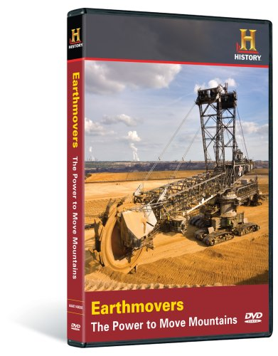 Modern Marvels: Earthmovers - The Power to Move Mountains