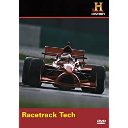 Modern Marvels: Racetrack Tech
