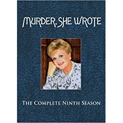 Murder, She Wrote: The Complete Ninth Season