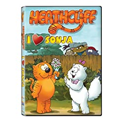 Heathcliff: I Heart Sonja