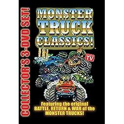 MONSTER TRUCK CLASSICS 3 DVD Set