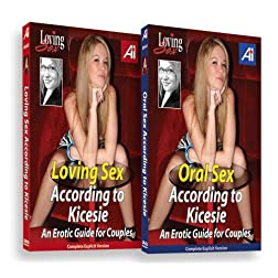 Loving Sex: Kicesie 2 DVD Gift Set