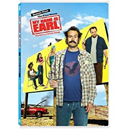 My Name Is Earl: Season Four