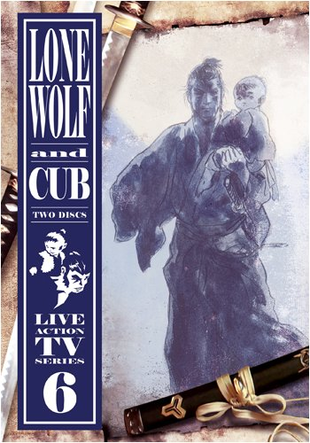 Lone Wolf & Cub: TV Series 6 (2pc) (Sub)