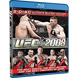 UFC: The Best of 2008 (Ws) [Blu-ray]