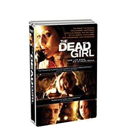 Dead Girl - Steelbook Packaging