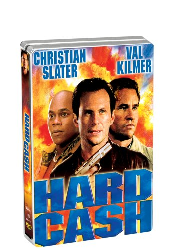 Hard Cash - Steelbook Packaging
