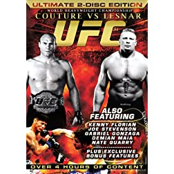 Ufc 91: Couture Vs Lesnar (2pc) (Ws)